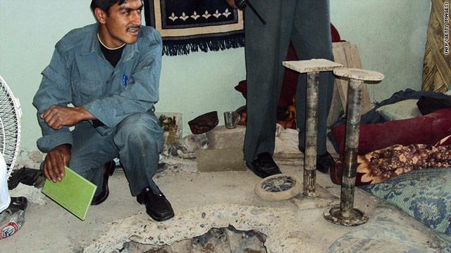 Cientos de presos se escapan de una cárcel de Afganistán