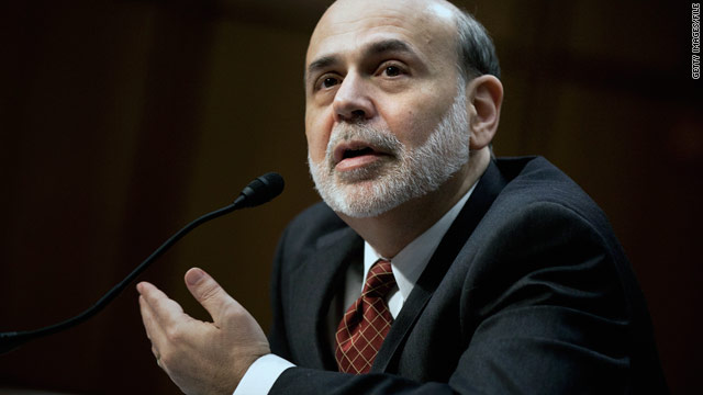 Monday&#039;s Most Intriguing: Bernanke, Bahrain&#039;s prince, &#039;The Elders&#039;