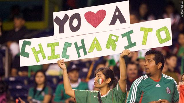 Rooney: Chicharito «es la compra del siglo»