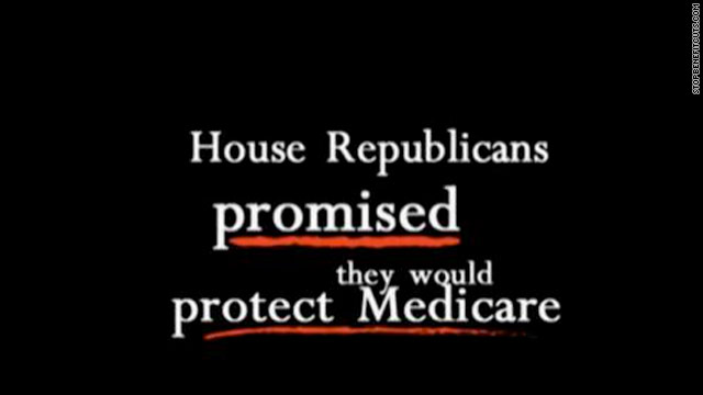 Medicare campaign takes shape