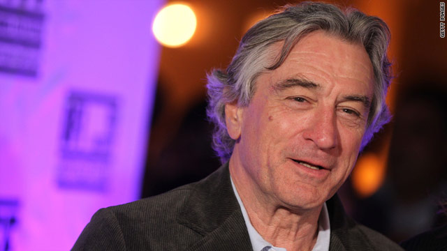 De Niro: Also not a fan of Trump's 'birther' claims