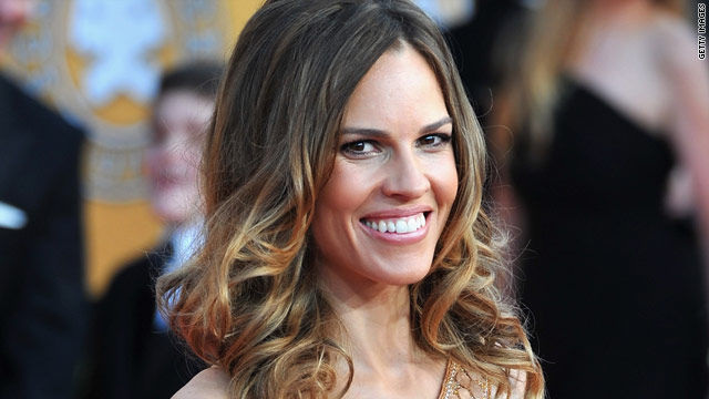 Hilary Swank headed to 'Oz'?