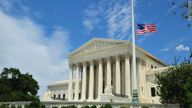 Law firm backs out of defending federal Defense of Marriage Act