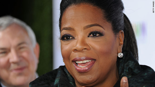 Oprah Winfrey: I can't save the soaps