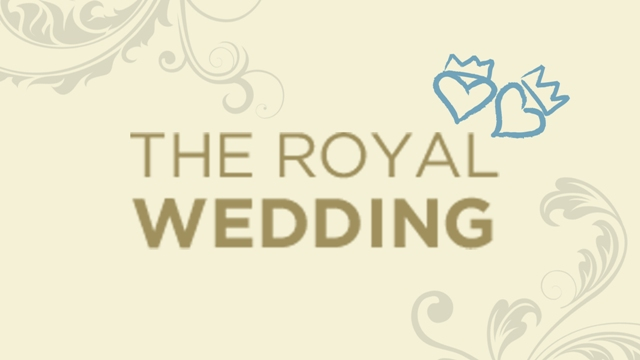 Royal Wedding Communiqué Thursday 28 April