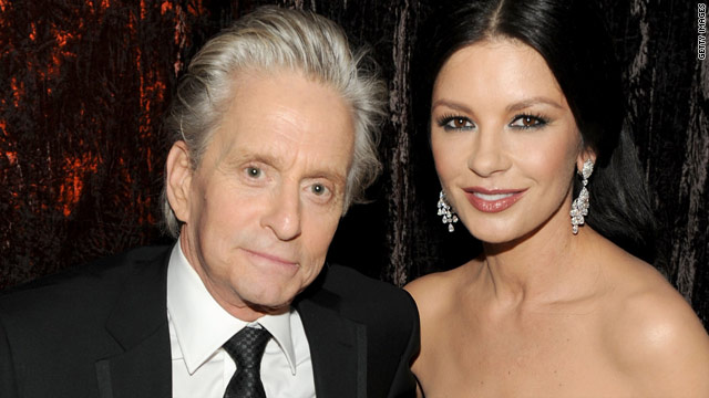 Michael Douglas: Catherine Zeta-Jones is doing 'great'