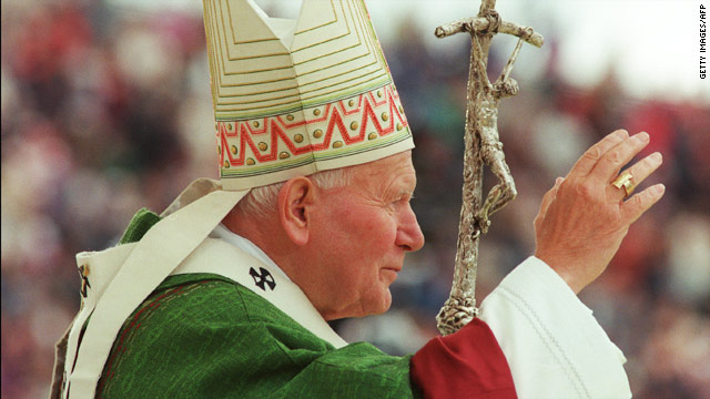 Sainthood explained: Understanding John Paul II&#039;s beatification