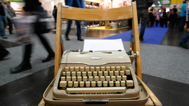 Last typewriters for sale? Not so fast, U.S. firm says