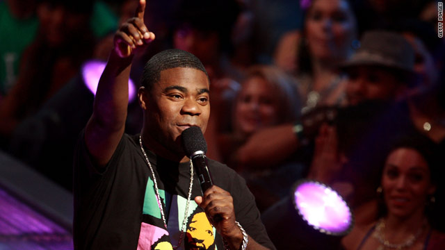 Tracy Morgan takes on Donald Trump, Charlie Sheen
