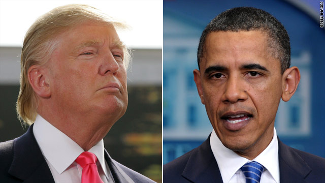 Poll shows big challenge for Obama, GOP, and Trump