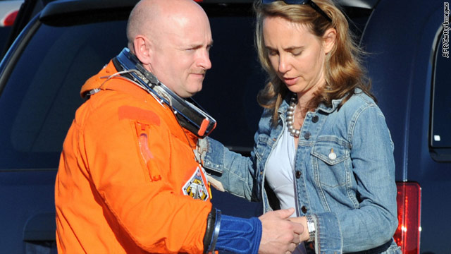Mark Kelly First Wife And Children