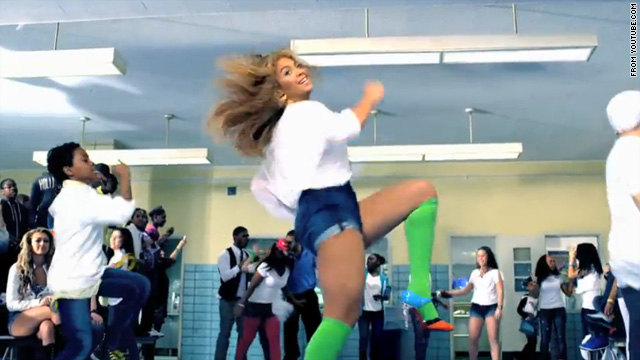 Beyonce releases video to battle childhood obesity