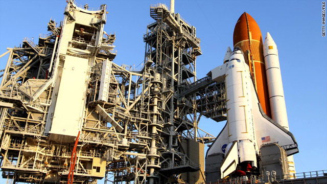 Endeavour's Monday launch canceled