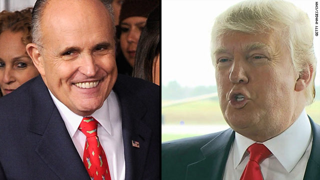 Giuliani: Trump is 'resonating'