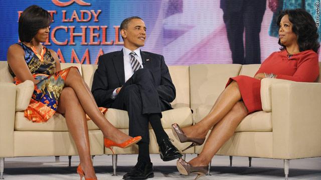 Oprah asks Obama about birth certificate