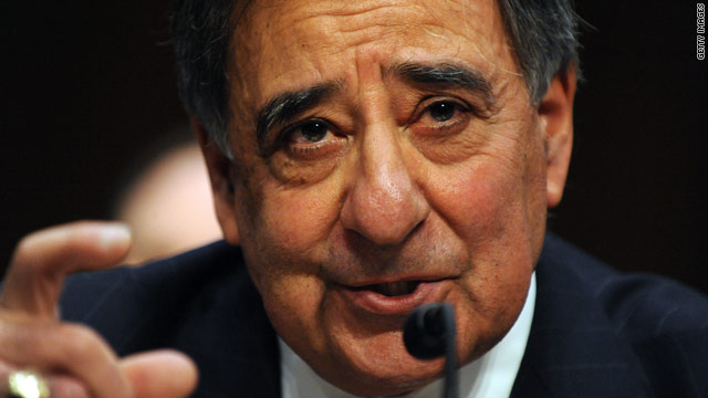 Obama selects Panetta for defense secretary