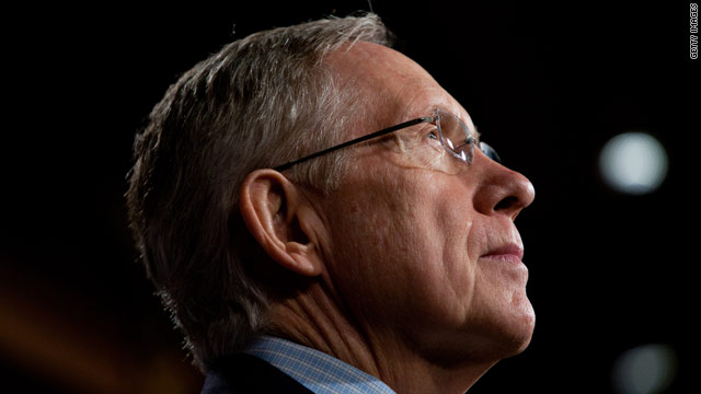 Reid: No 'lines in sand' on debt talks