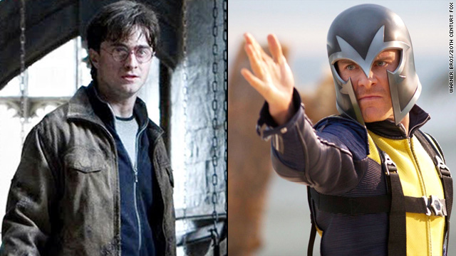 'Harry Potter,' 'X-Men' trailers ramp up excitement