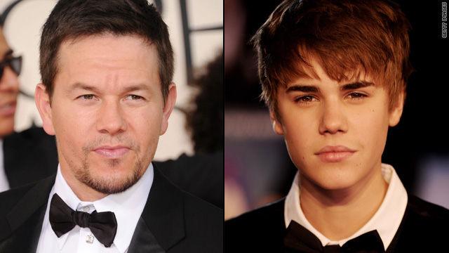 Mark Wahlberg to co-star with Justin Bieber?