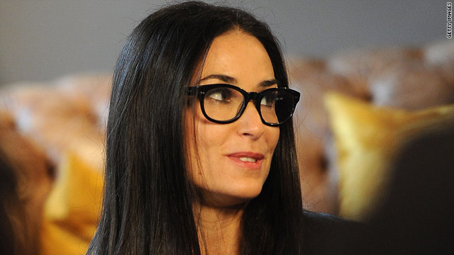 Demi Moore&#039;s new role: Lifetime TV producer