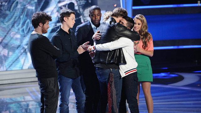 Top 5 on 'American Idol' almost in sight