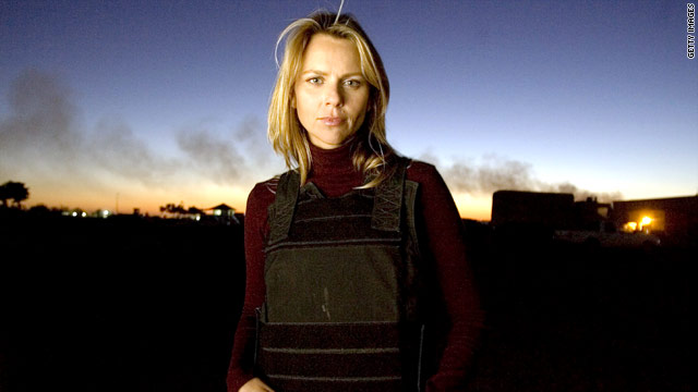 CBS' Lara Logan describes being sexually assaulted in Egypt's Tahrir Square