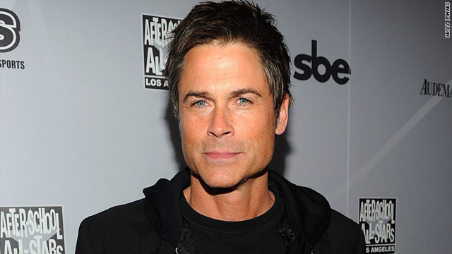 Rob Lowe on that infamous sex tape