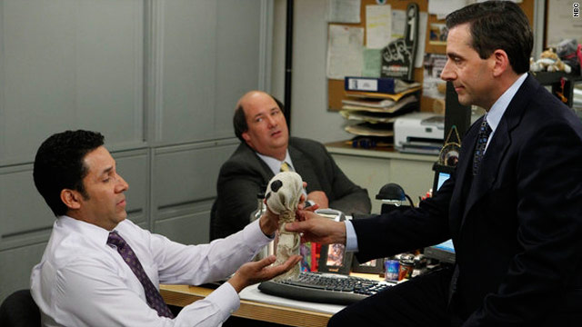 'The Office' says goodbye to Steve Carell tonight