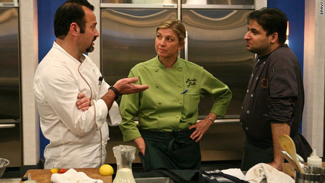 'Top Chef: Masters' is trimming the fat