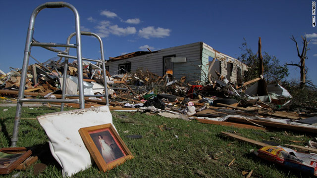 Recipe for a disaster: How this week's tornadoes formed