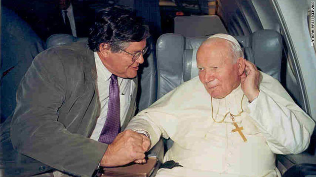 My travels with Pope John Paul II: A reporter remembers