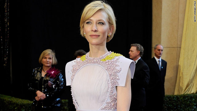 Cate Blanchett to appear on 'Family Guy'