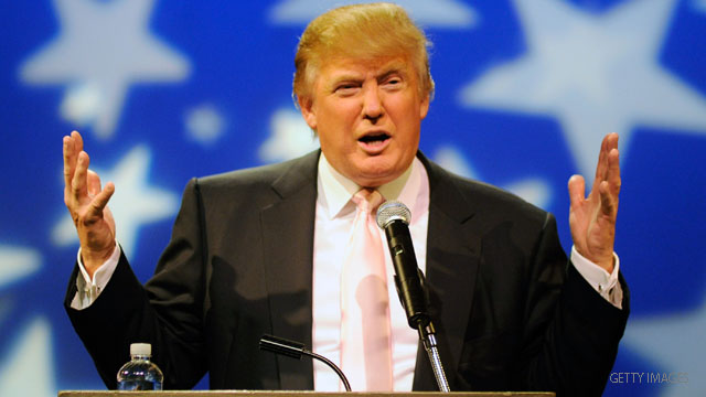 Trump's f-bomb tirade