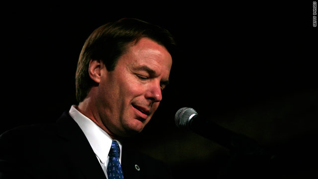 John Edwards&#039; sex tape to be destroyed after settlement reached