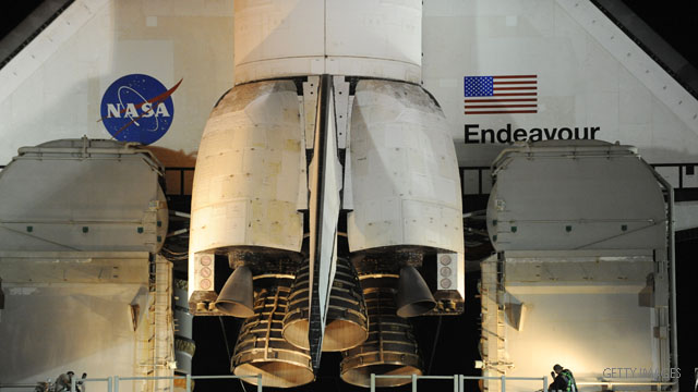 Final Space Shuttle Endeavour flight delayed