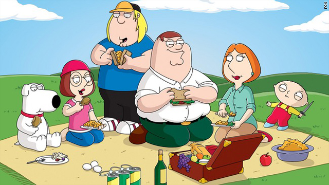 'Family Guy' hurricane-themed crossover episodes postponed