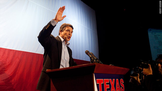 Texas Gov. Rick Perry laments lack of federal aid for wildfires