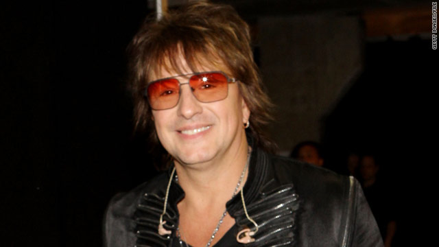 Bon Jovi supports Richie Sambora