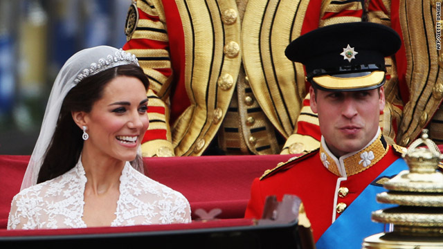 Royal Wedding: CNN Digital traffic