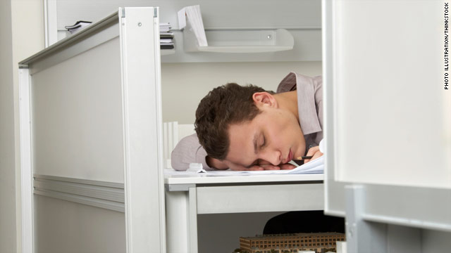 More employers warm to power naps