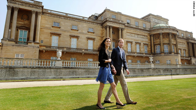 Newlyweds Prince William and Catherine Middleton put off honeymoon