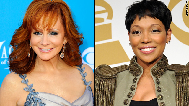 Reba McEntire, Monica and more join 'The Voice'