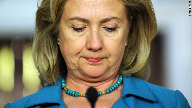 Sec. Clinton: 'A murderer is dead'