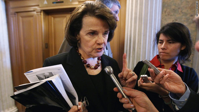 Sen. Feinstein: 'bin Laden and his family could have lived there up to six years'