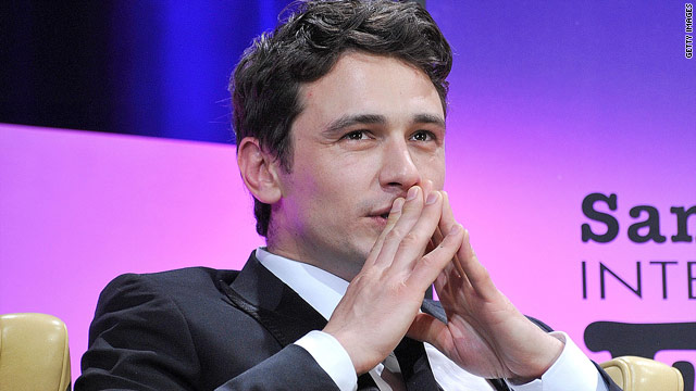 James Franco to direct dance theater