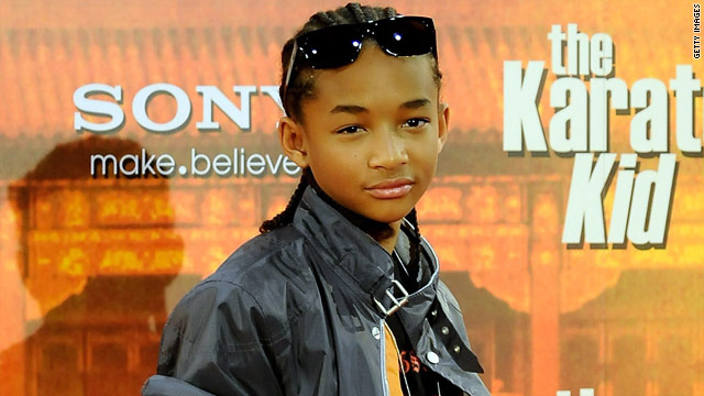 Did Jaden Smith earn $3 million for 'Karate Kid'?