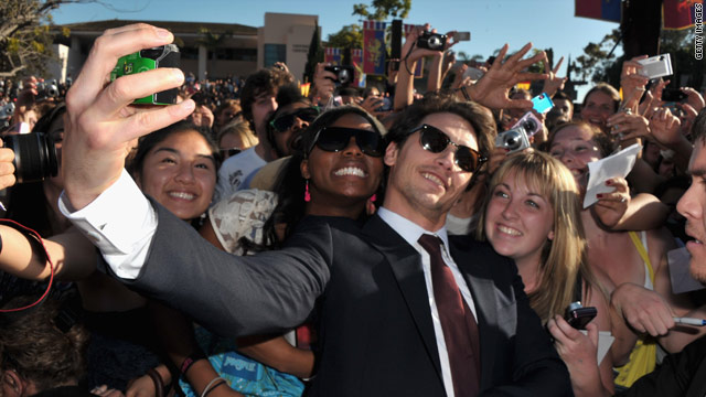 What should James Franco do next?