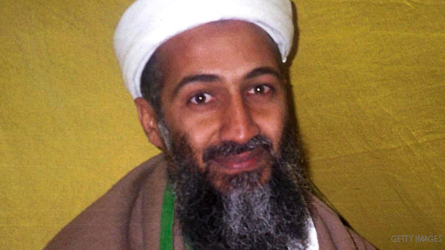 U.S. forces kill elusive terror figure Osama bin Laden in Pakistan