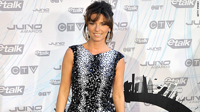 Shania Twain on ex's affair: Accidents happen