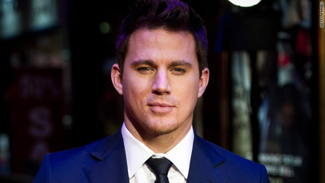 Channing Tatum&#039;s stripper past inspires movie